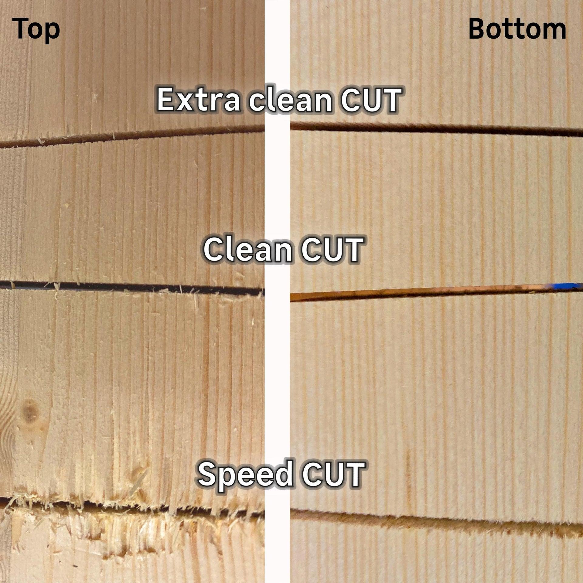 Set lame per seghetto alternativo DEXTER in hcs L 76.7 mm 2 pezzi - 5