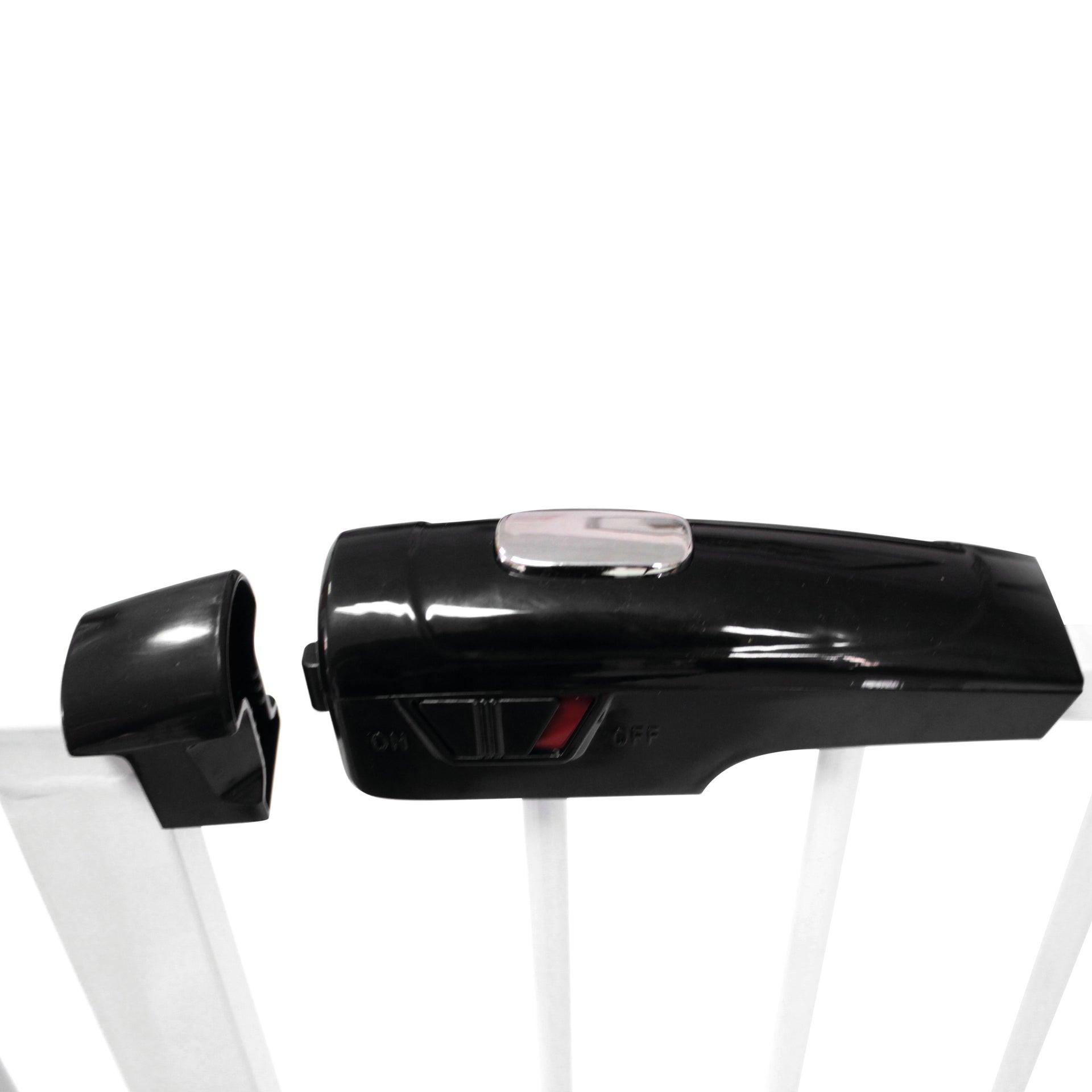Cancelletto di sicurezza per bambini Clic Clac L 75.5 cm - 2