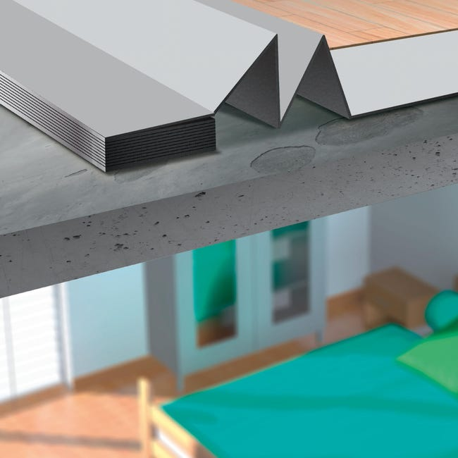 Sottopavimento AXTON Silence Compensation Sp 3 mm - 1