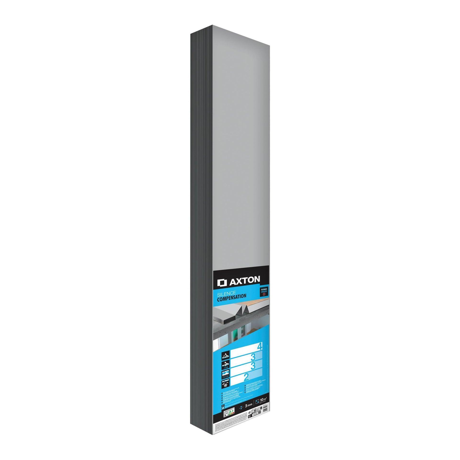 Sottopavimento AXTON Silence Compensation Sp 3 mm - 2