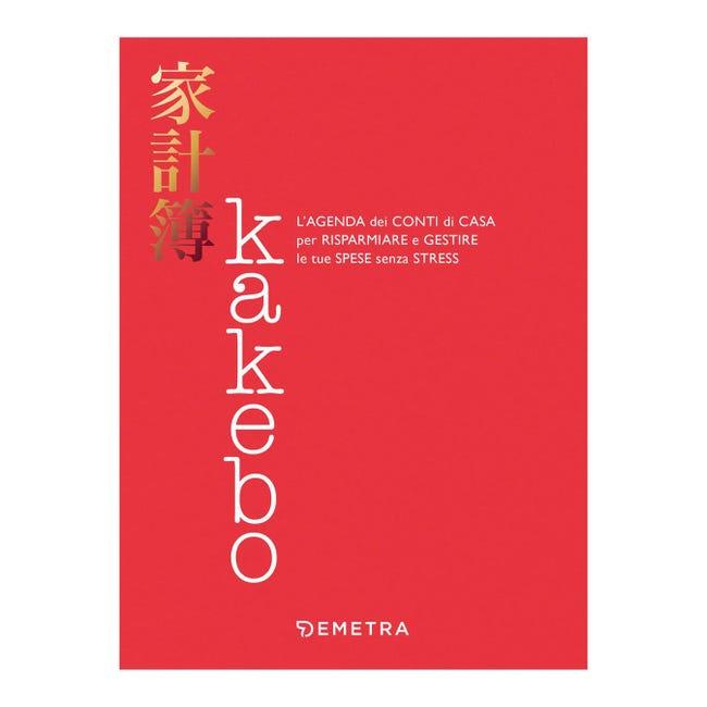 Libro Kakebo Demetra - 1