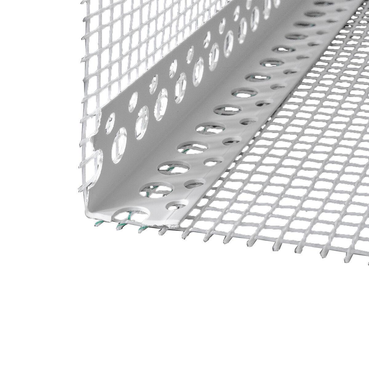 Paraspigolo in pvc L 12 x H 8 cm - 2