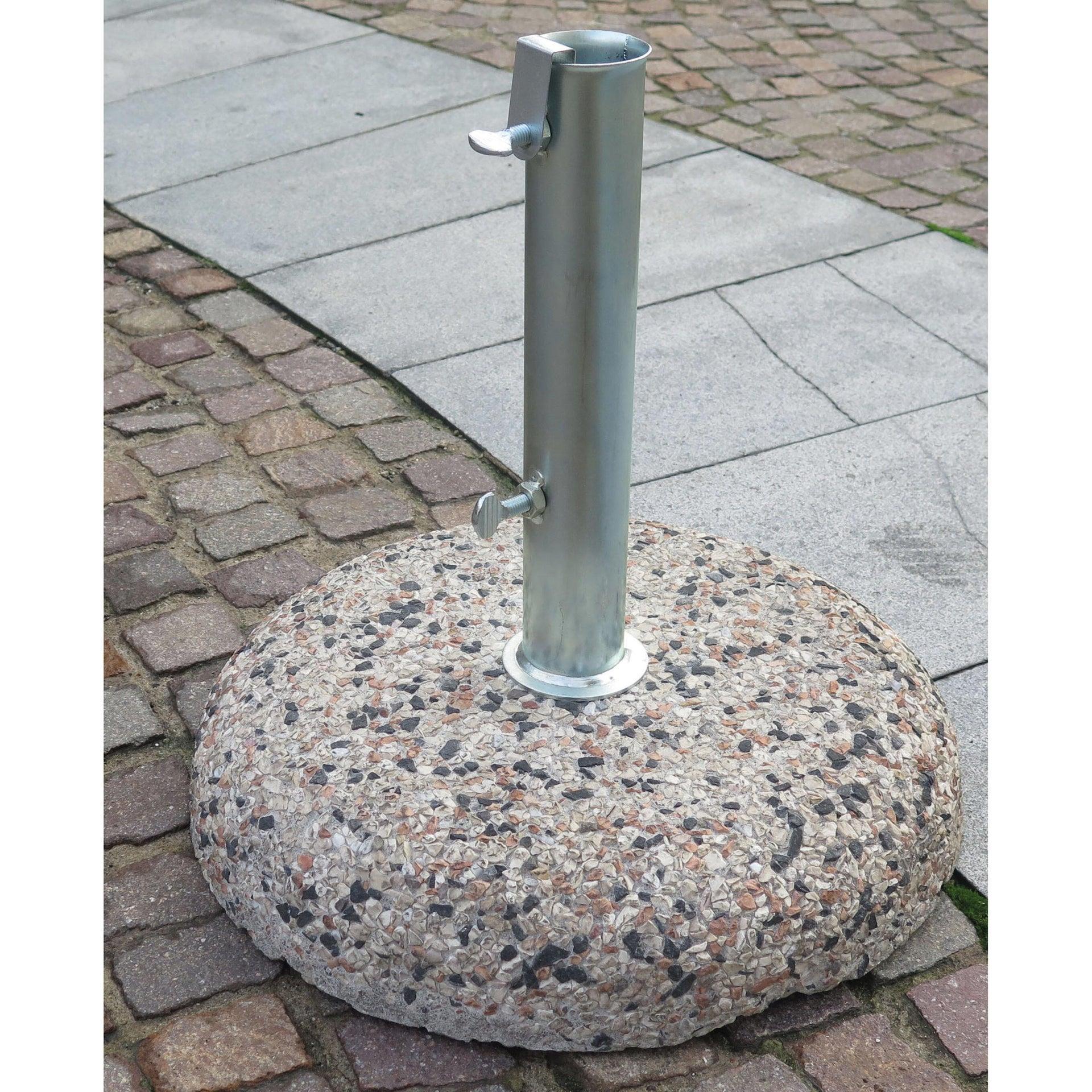 Base per ombrellone Vipiteno Ø 52 mm - 2