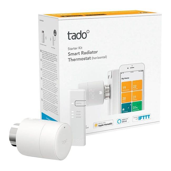 Valvola termostatica TADO Ø 2