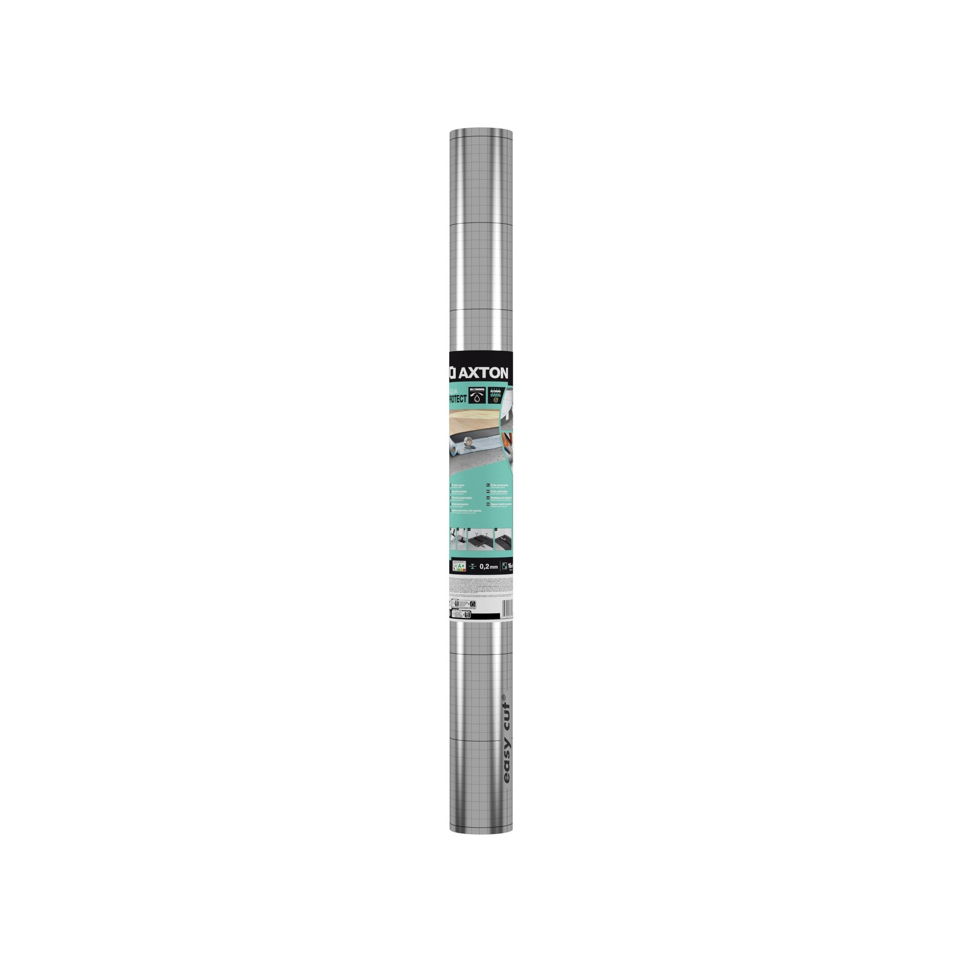 Sottopavimento AXTON Aqua Protect Sp 0.2 mm - 7