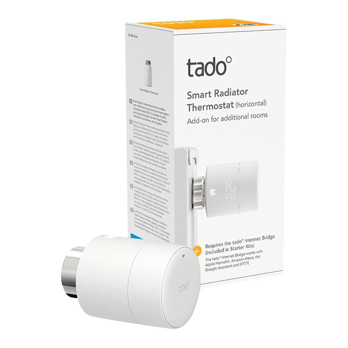 Valvola termostatica TADO Ø 1.1/4
