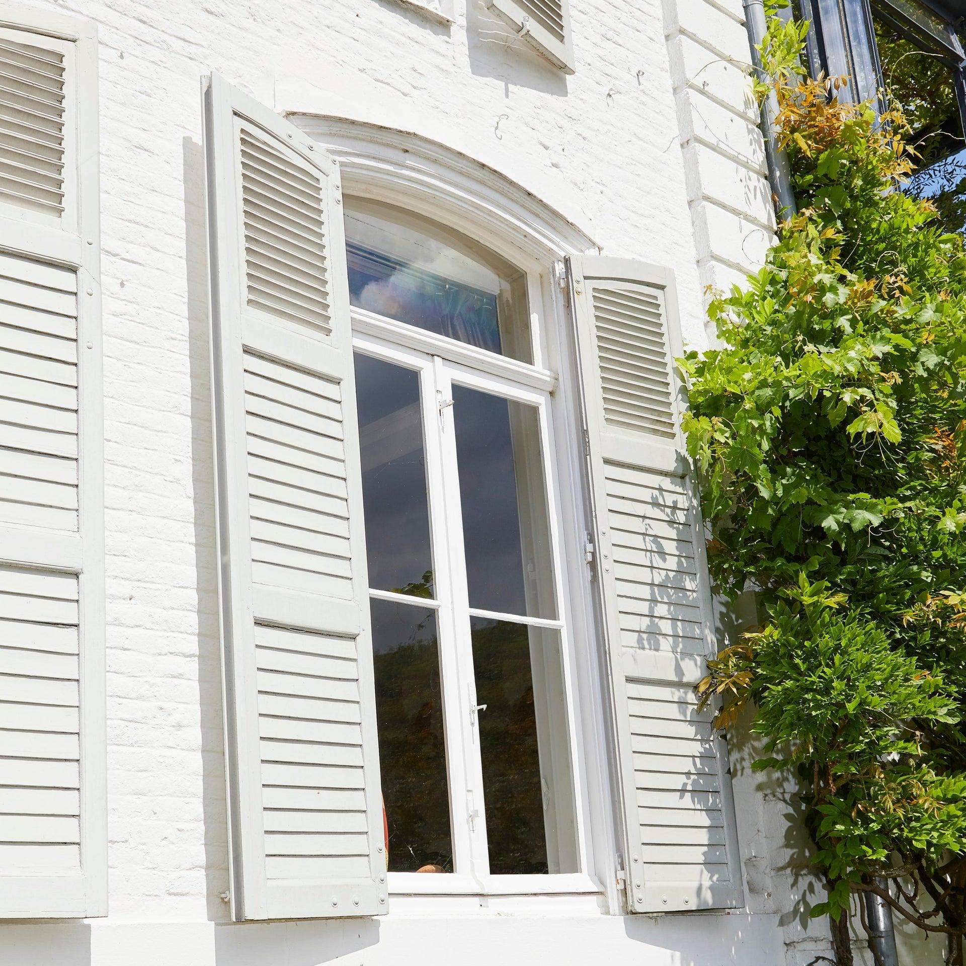 Smalto per legno da esterno base acqua LUXENS bianco ral9016l 2.5 L - 6