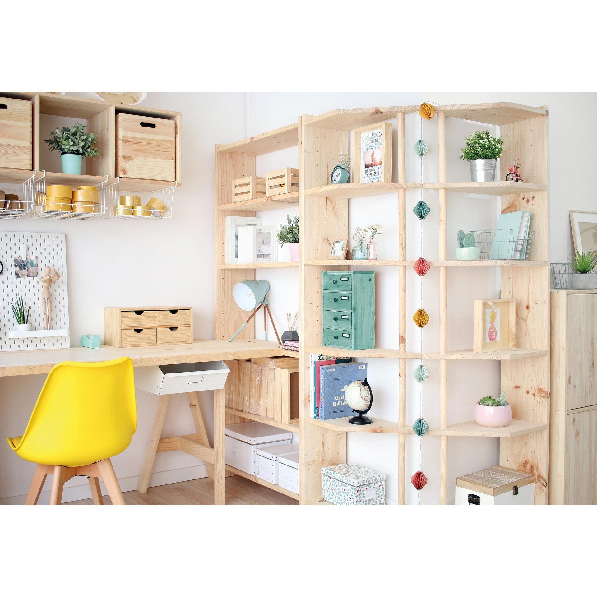 Libreria Gala L 80 x P 25 x H 184.7 cm - 14