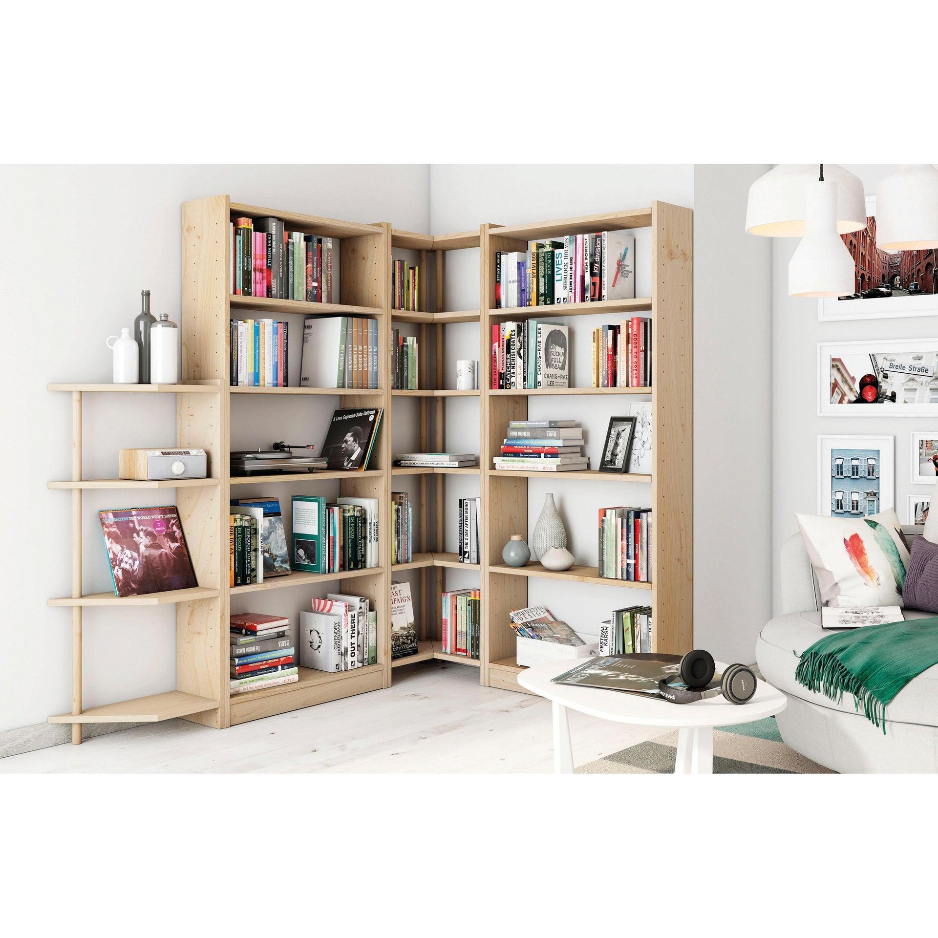 Libreria Gala L 80 x P 25 x H 184.7 cm - 6