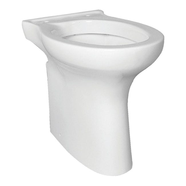 Vaso wc a pavimento e parete rossari - 1