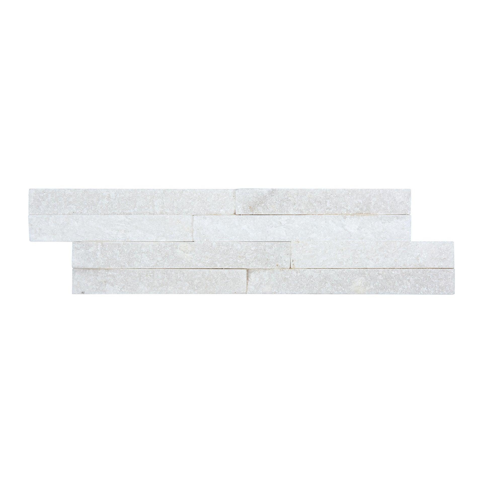 Rivestimento strutturato in pietra naturale Jimara L 36 x L 10 cm, Sp 12 mm interno / esterno - 2
