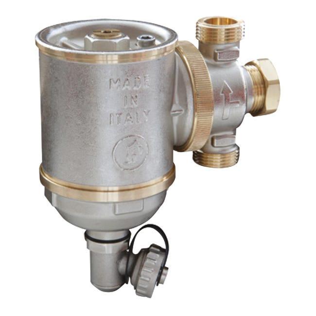 Filtro Magnetico GIACOMINI per caldaia a condensazione - 1