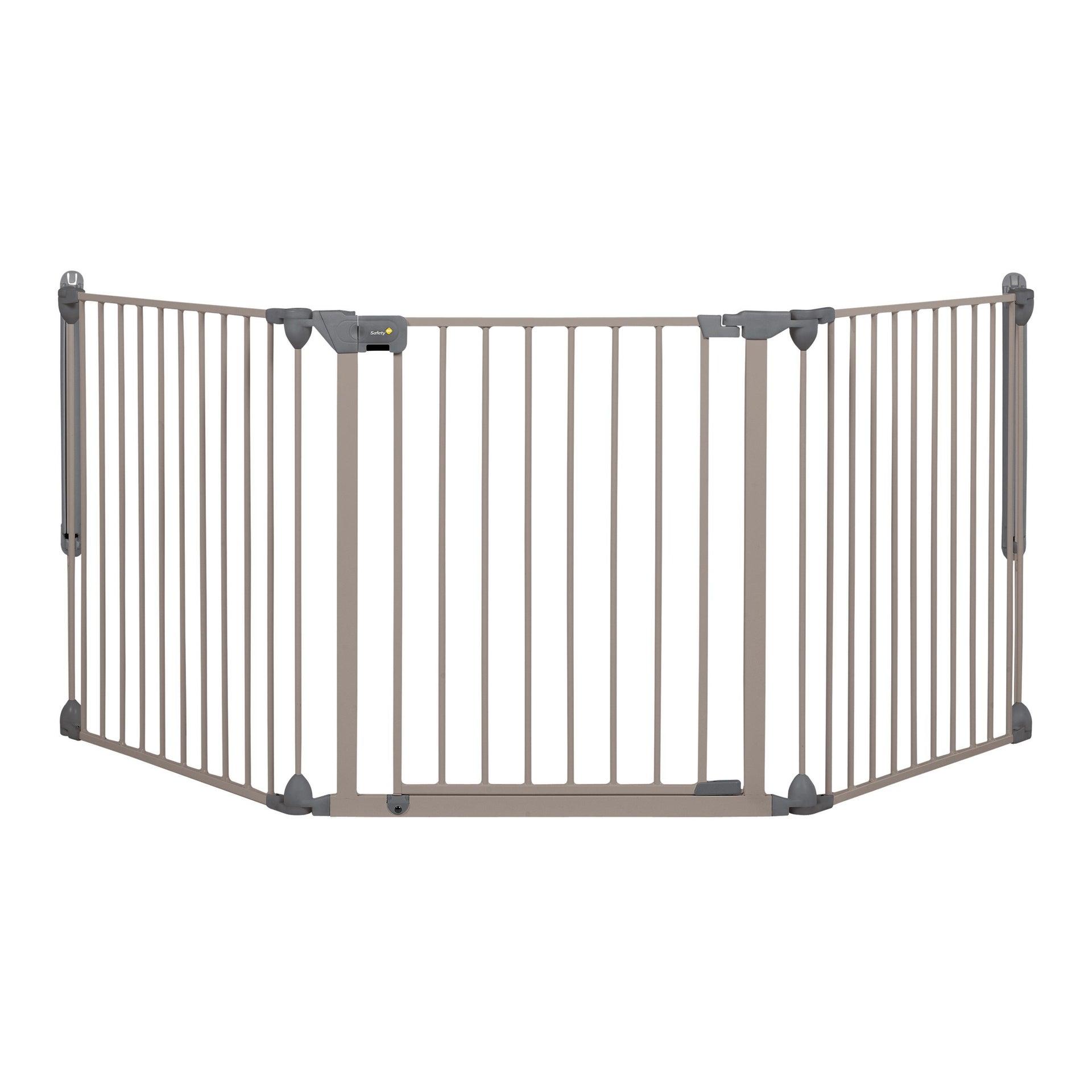 Cancelletto di sicurezza per bambini Modular L 80 cm - 3