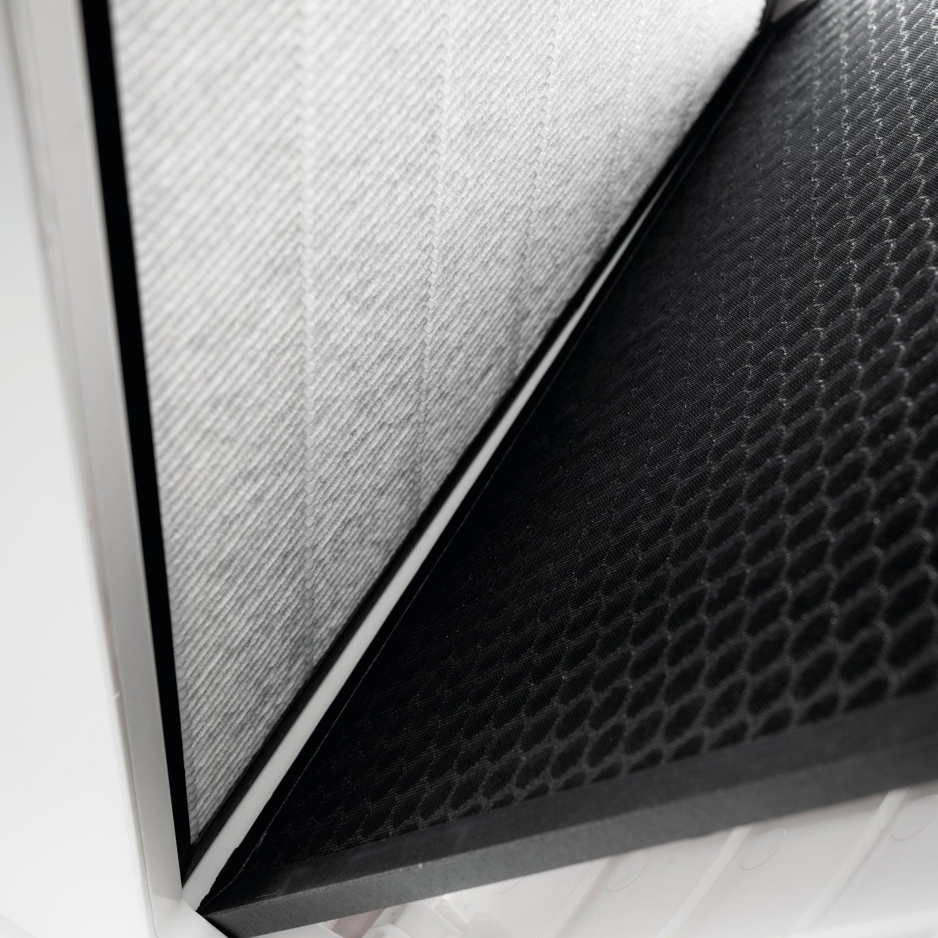 Purificatore di aria OLIMPIA SPLENDID Aura Li bianco - 10