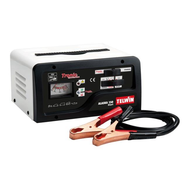 Caricabatterie TELWIN 807576 230 V - 1