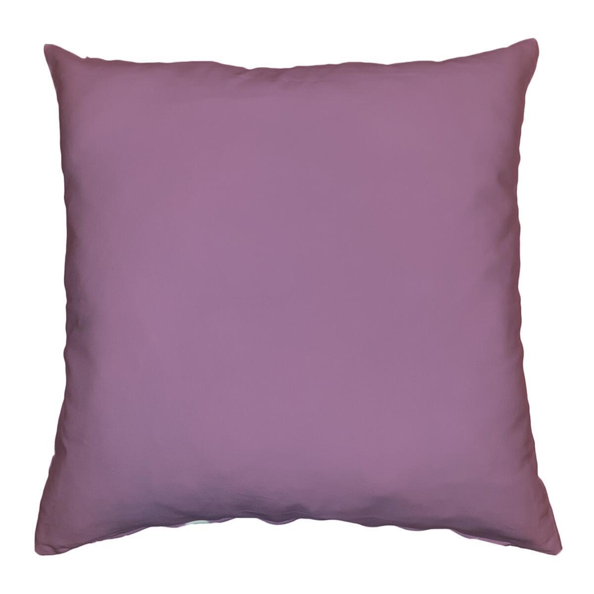 Cuscino Loneta lilla 70x70 cm - 1