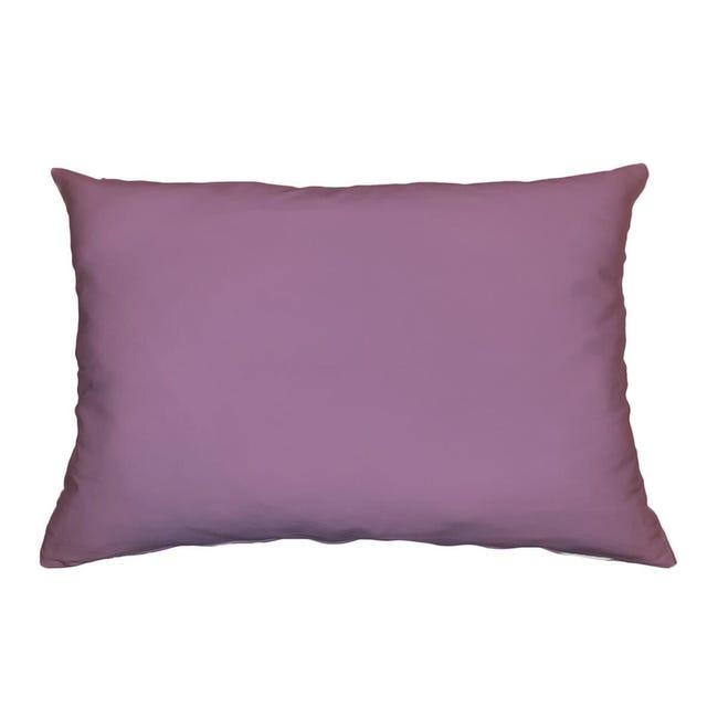 Cuscino Loneta lilla 40x60 cm - 1