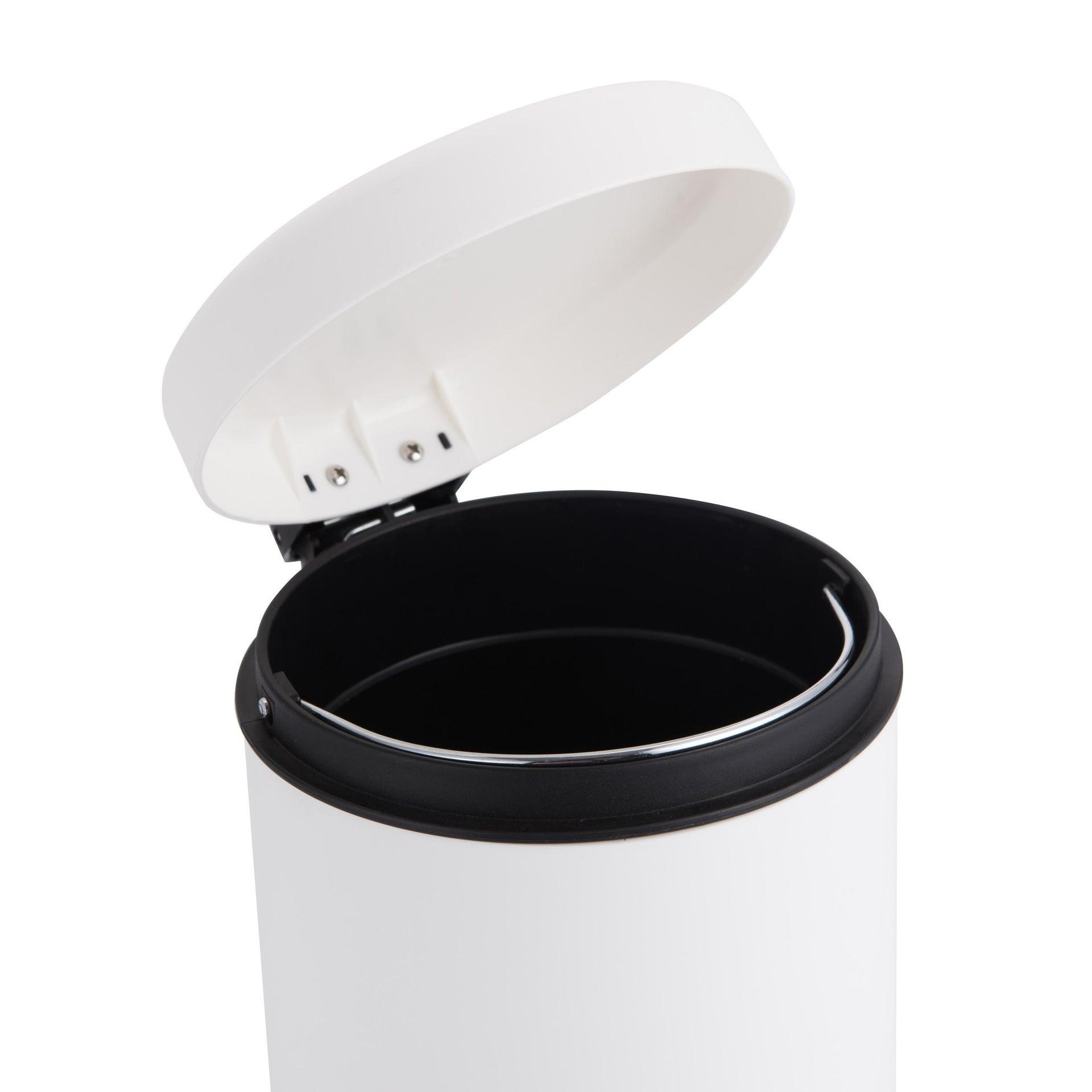 Pattumiera da bagno a pedale SENSEA 3 Lin plastica - 9