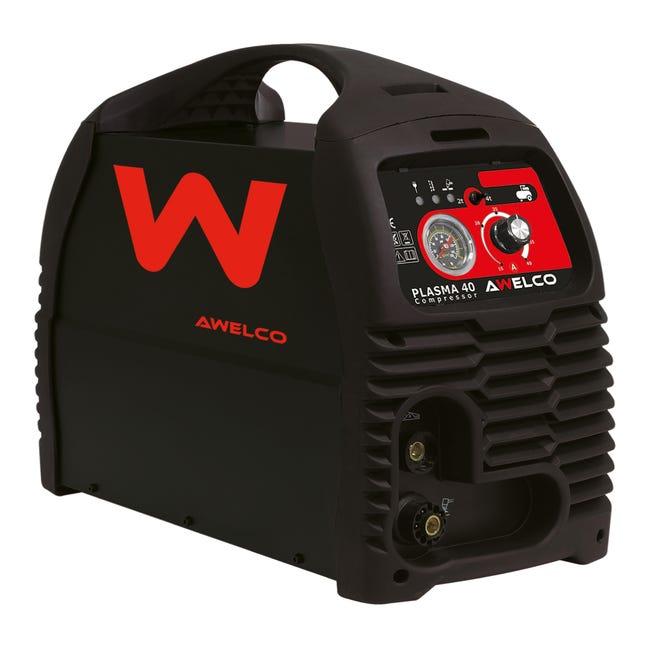 Saldatrice inverter AWELCO PLASMA 40 taglio lamiera (plasma) 40 A 5400 W - 1