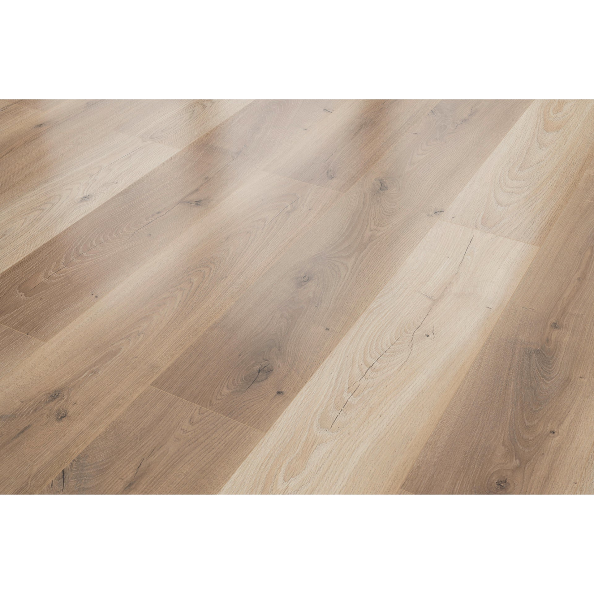 Pavimento laminato H2O Oak Sp 8 mm grigio / argento - 5
