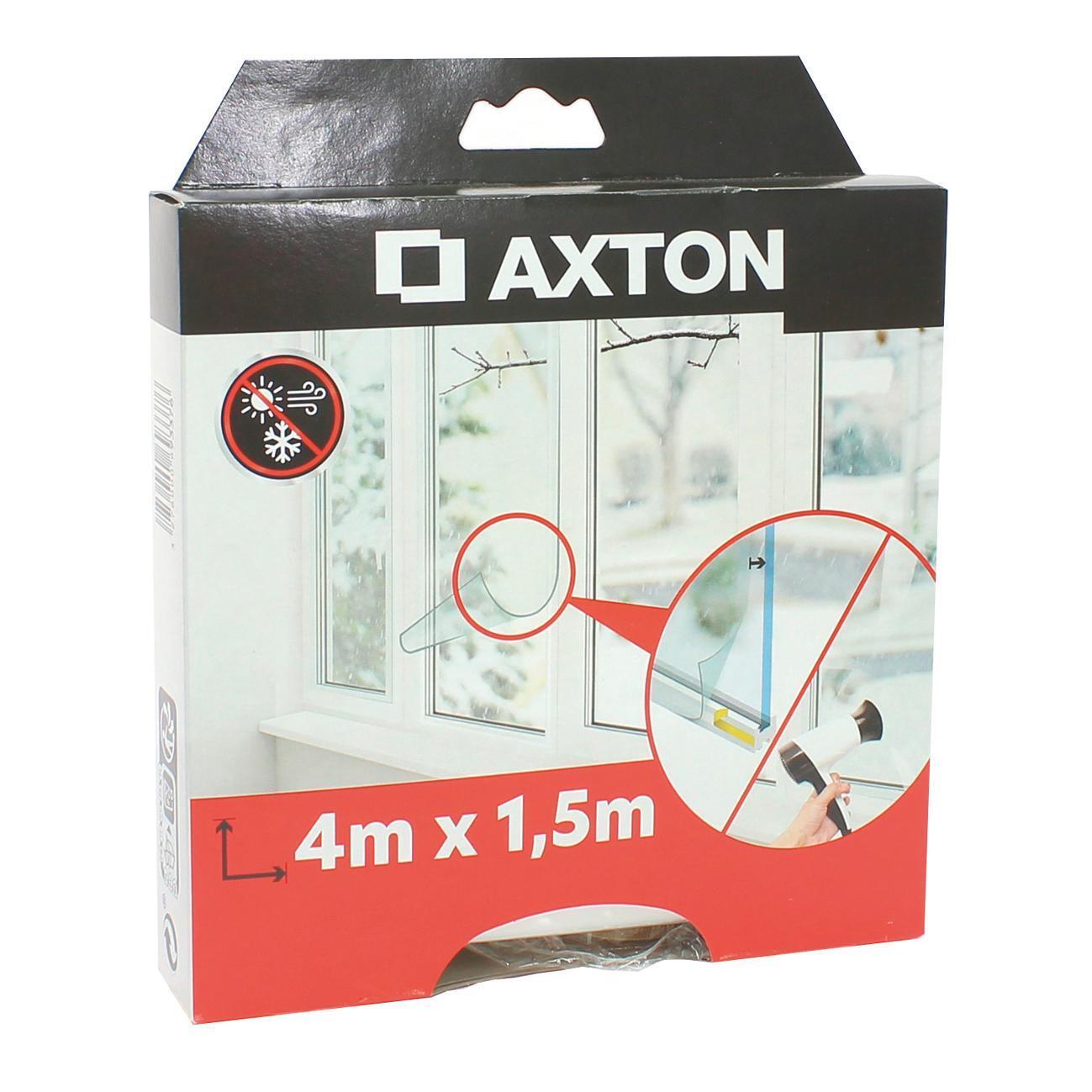 Pellicola per isolamento vetri L 150 x H 400 cm - 1