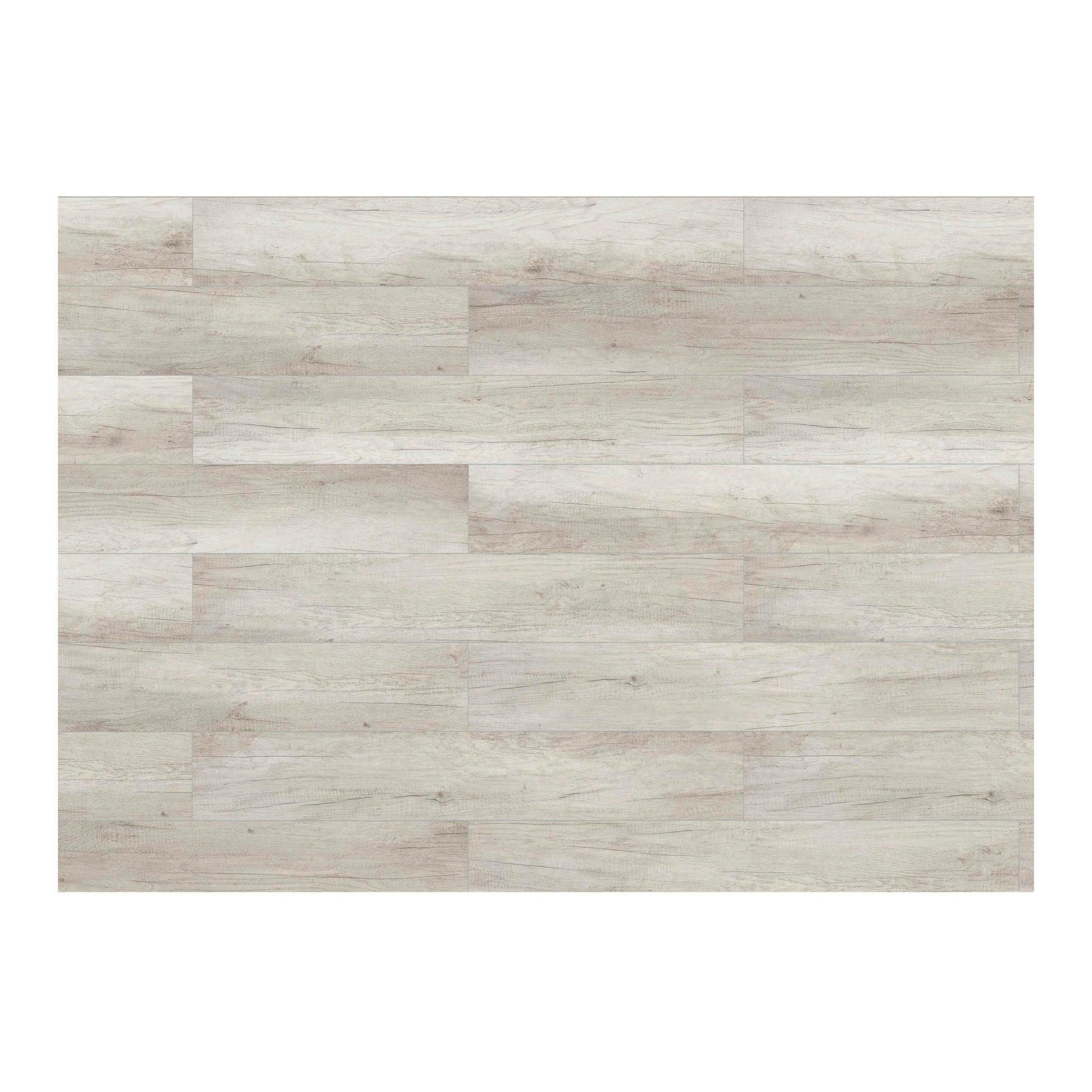 Pavimento laminato H2O Oak Sp 8 mm grigio / argento - 4