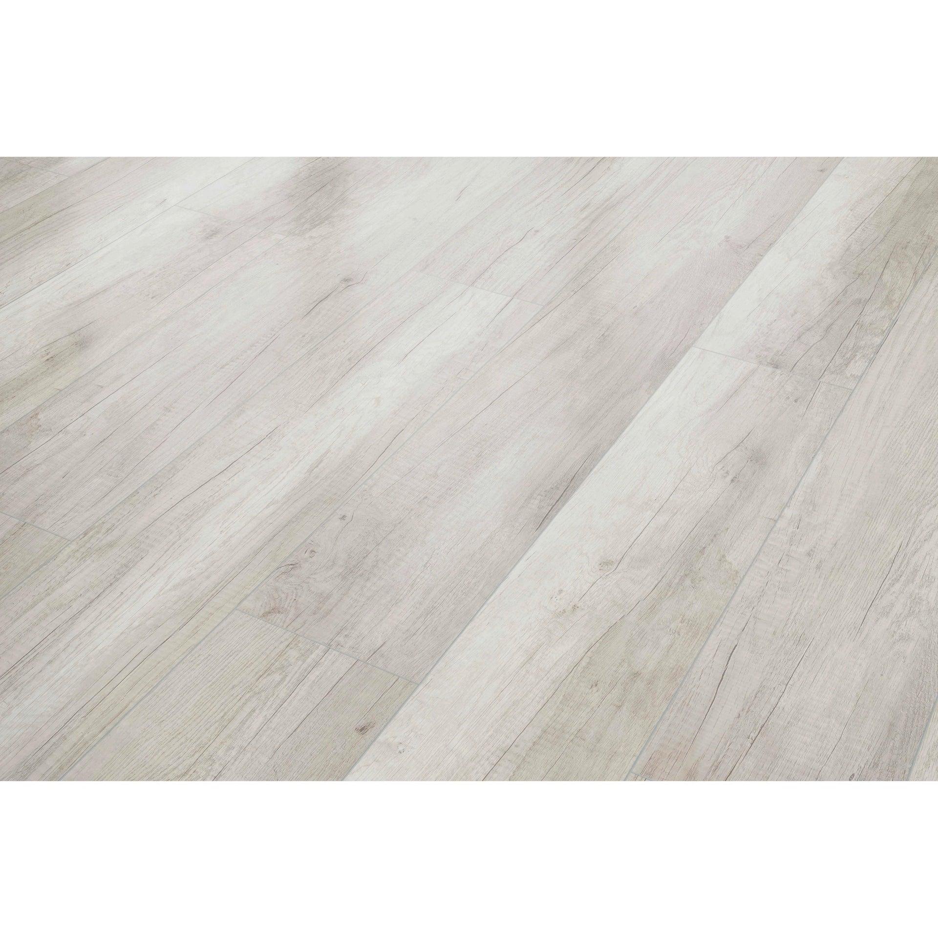 Pavimento laminato H2O Oak Sp 8 mm grigio / argento - 7