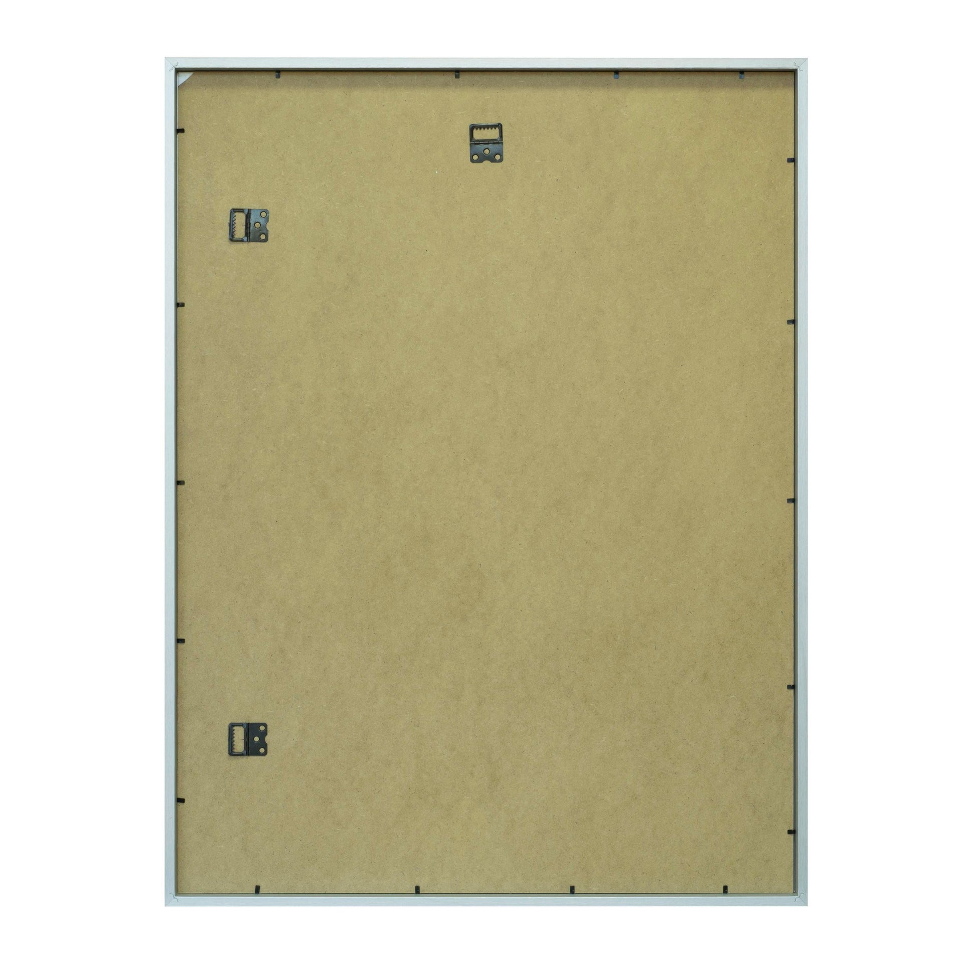 Cornice con passe-partout Inspire milo argento 70x100 cm - 2