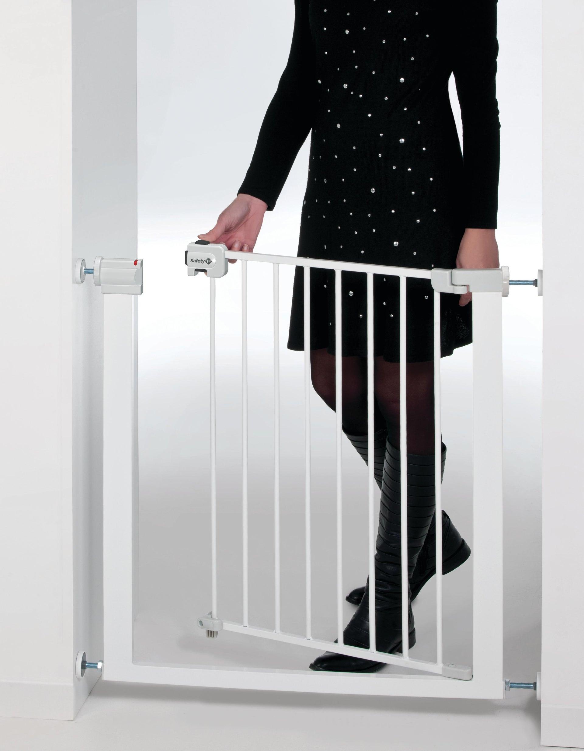 Cancelletto di sicurezza per bambini Esay Close Metal L 72.5 cm - 1