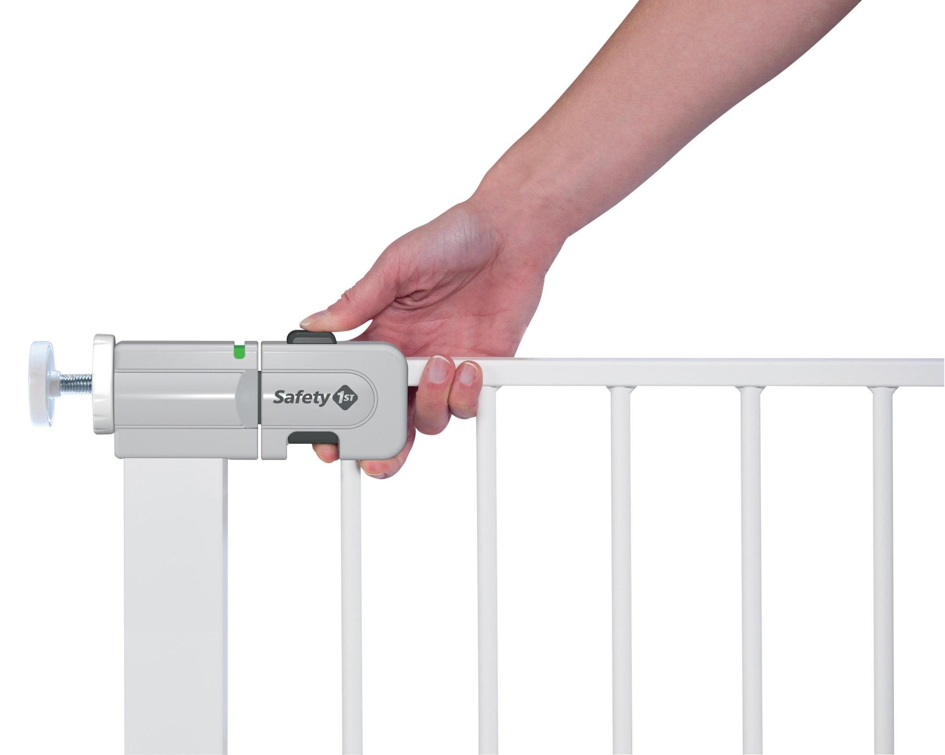 Cancelletto di sicurezza per bambini Esay Close Metal L 72.5 cm - 3