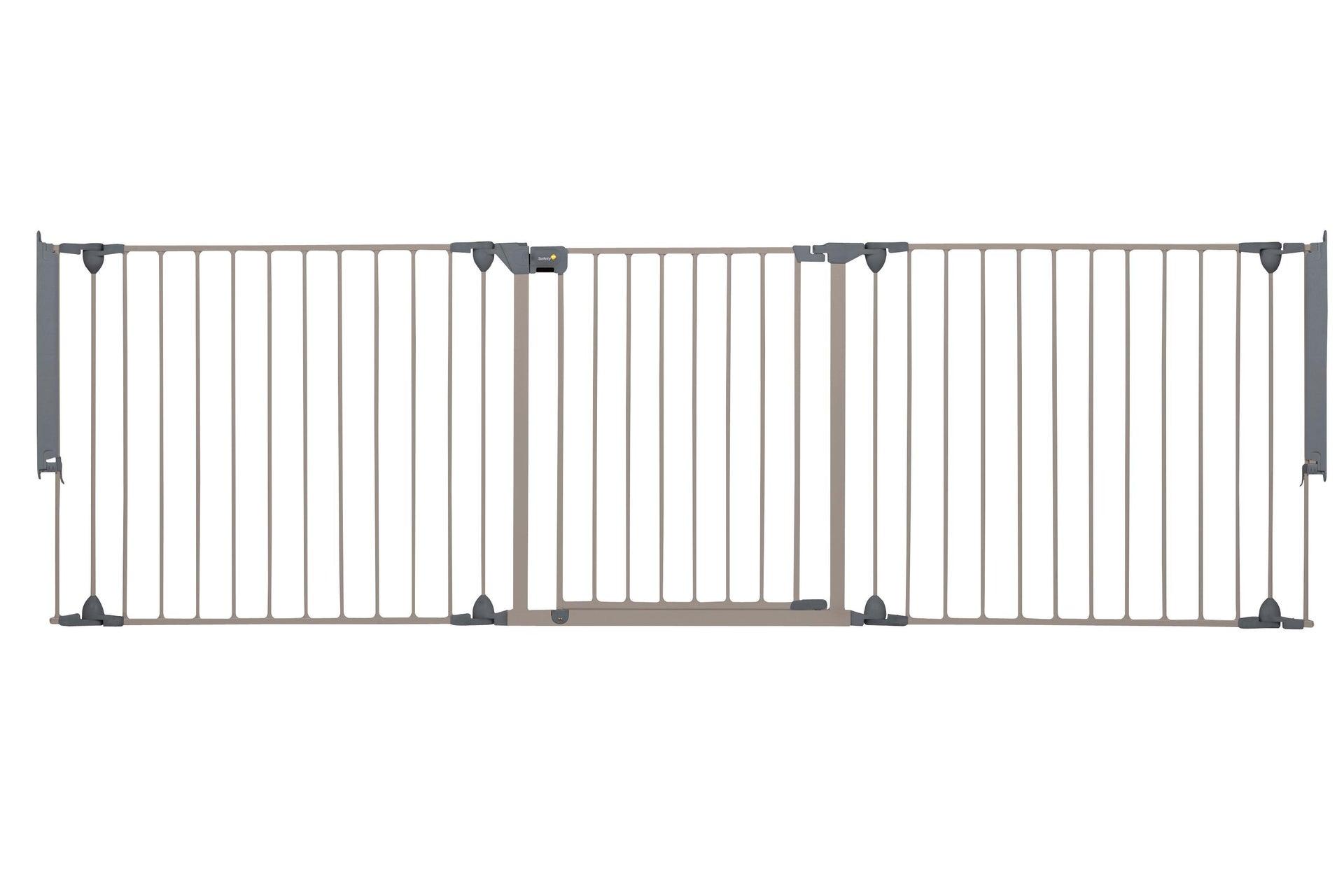 Cancelletto di sicurezza per bambini Modular L 80 cm - 2