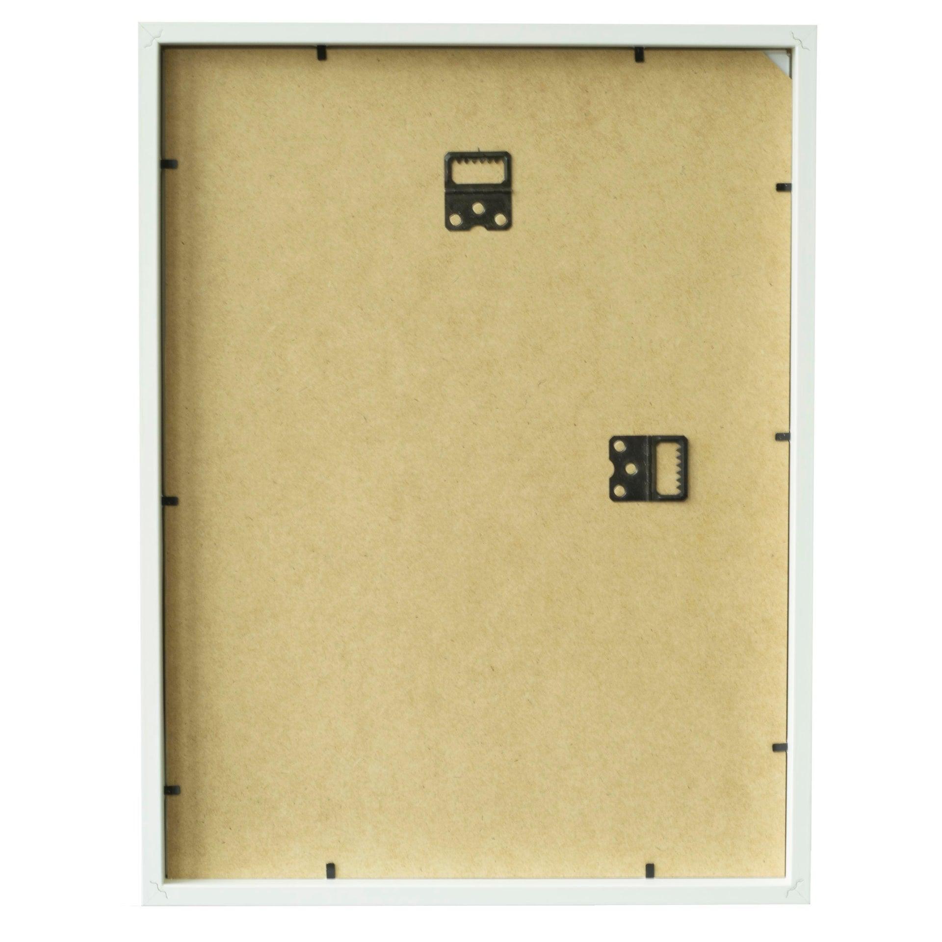 Cornice con passe-partout Inspire milo bianco 40x50 cm - 2
