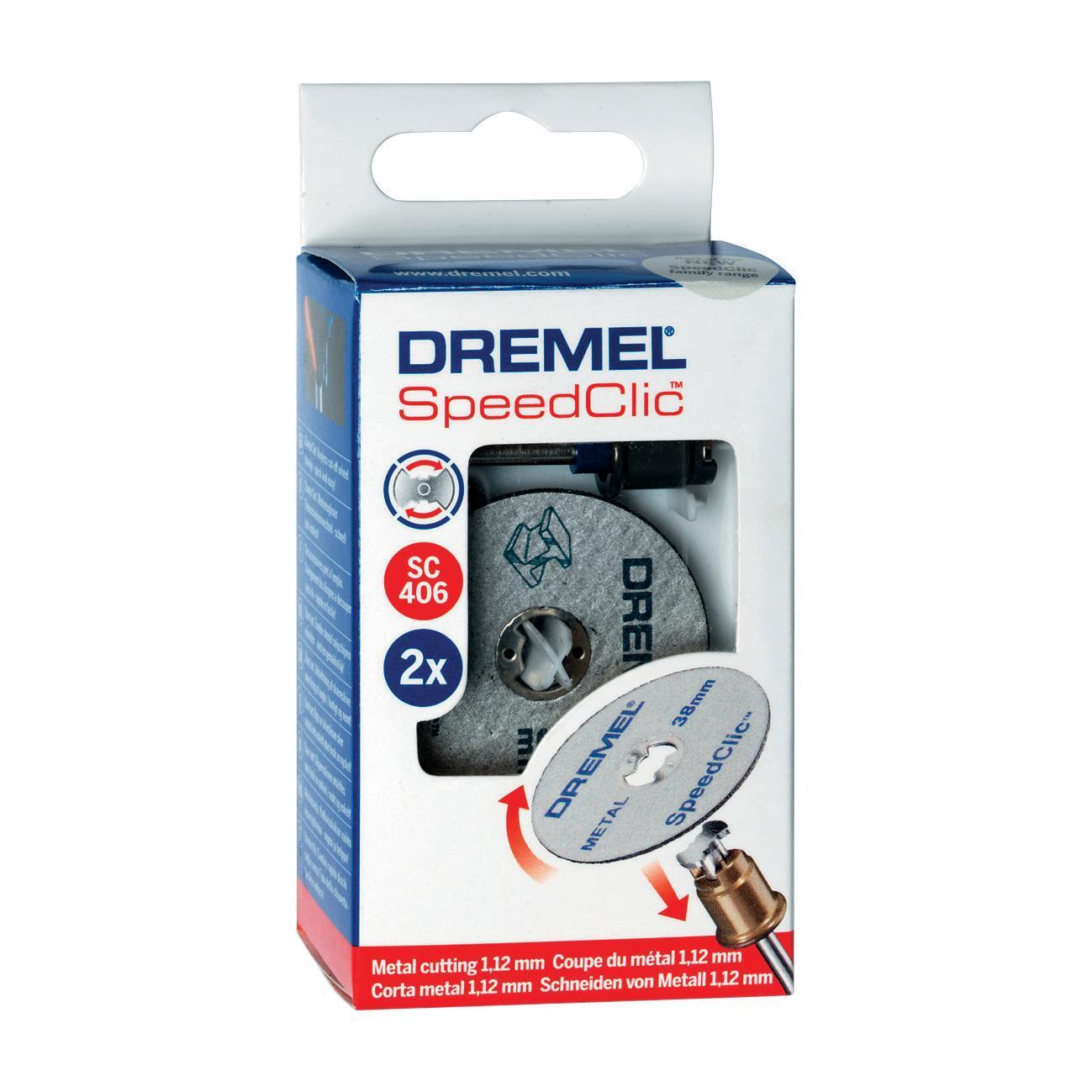 Disco DREMEL , 12 pezzi - 1