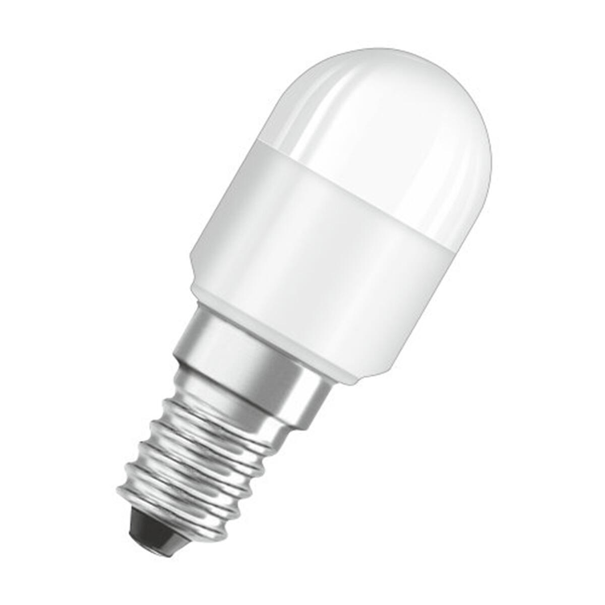 Lampadina LED, E14, Bulbo, Opaco, Luce calda, 2.3W=200LM (equiv 20 W), 160° , OSRAM - 6