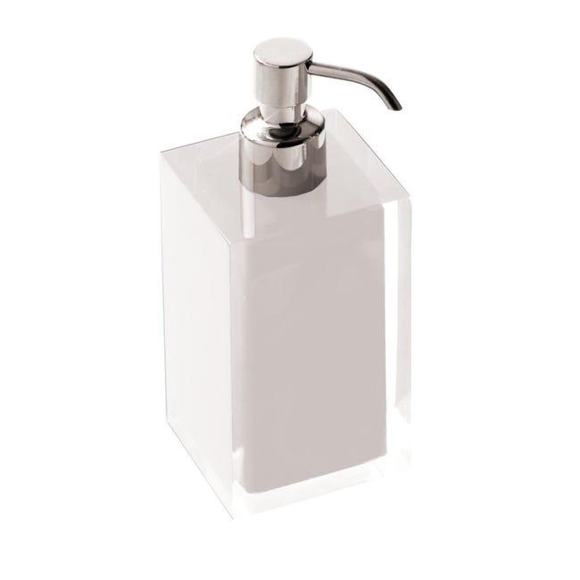 Dispenser sapone Rainbow bianco - 1