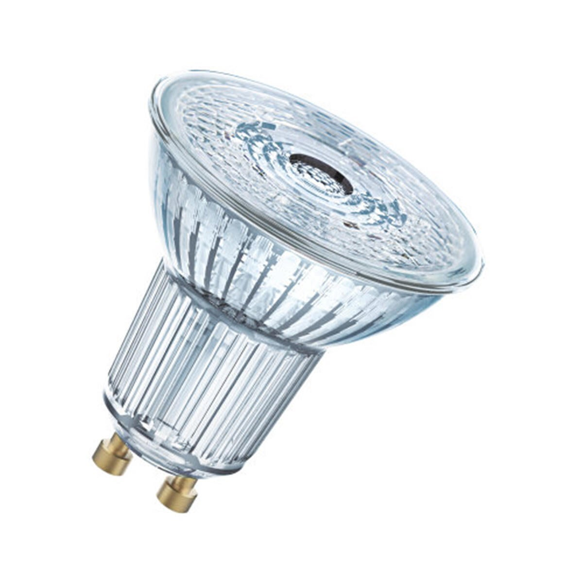 Lampadina LED, GU10, Faretto, Trasparente, Luce calda, 4.3W=350LM (equiv 50 W), 36° , OSRAM - 4