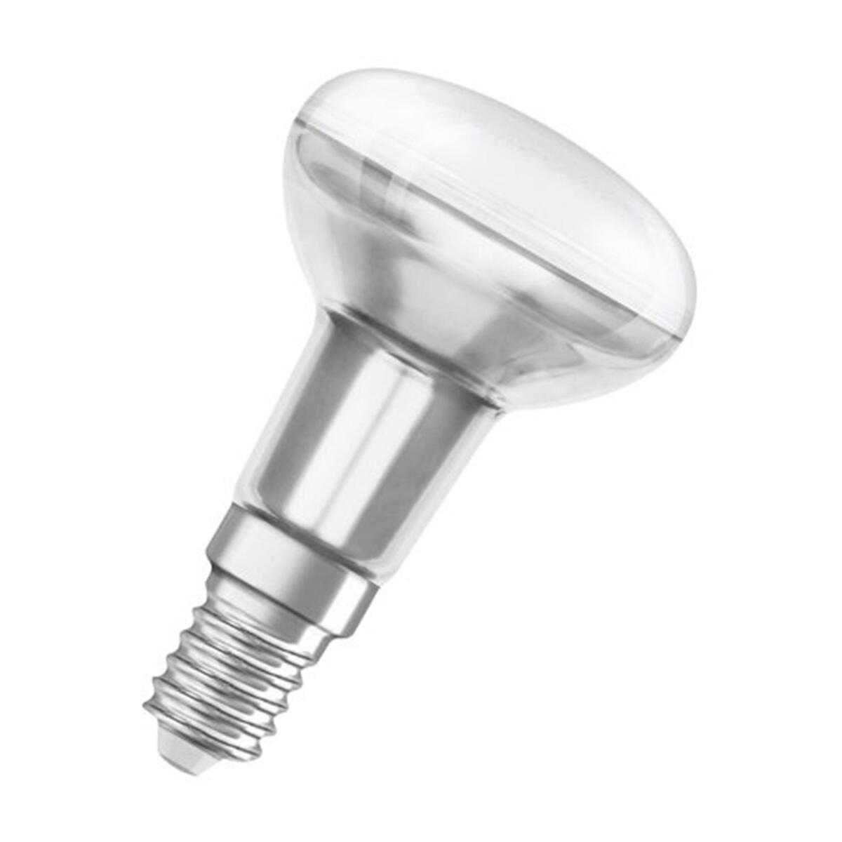 Lampadina LED, E14, Faretto, Trasparente, Luce calda, 5.9W=345LM (equiv 60 W), 36° , OSRAM - 9