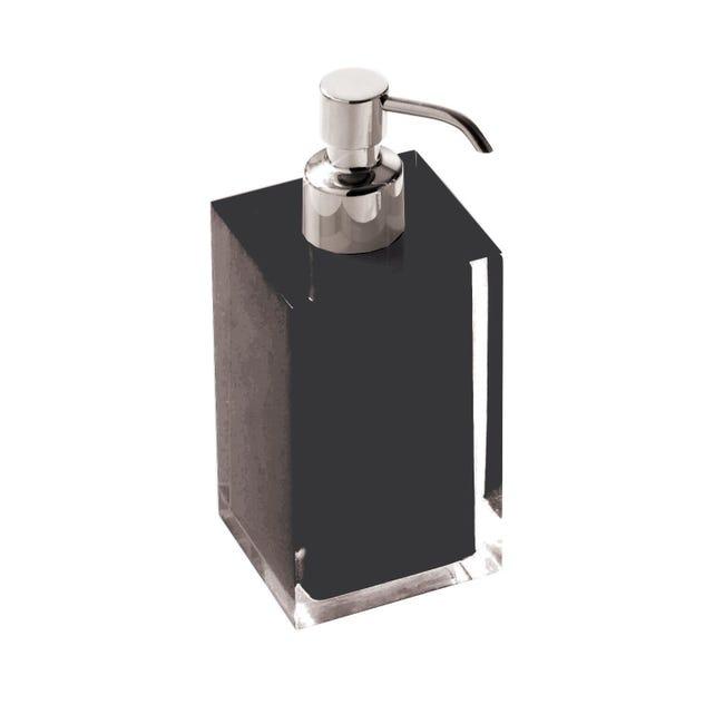 Dispenser sapone Rainbow nero - 1
