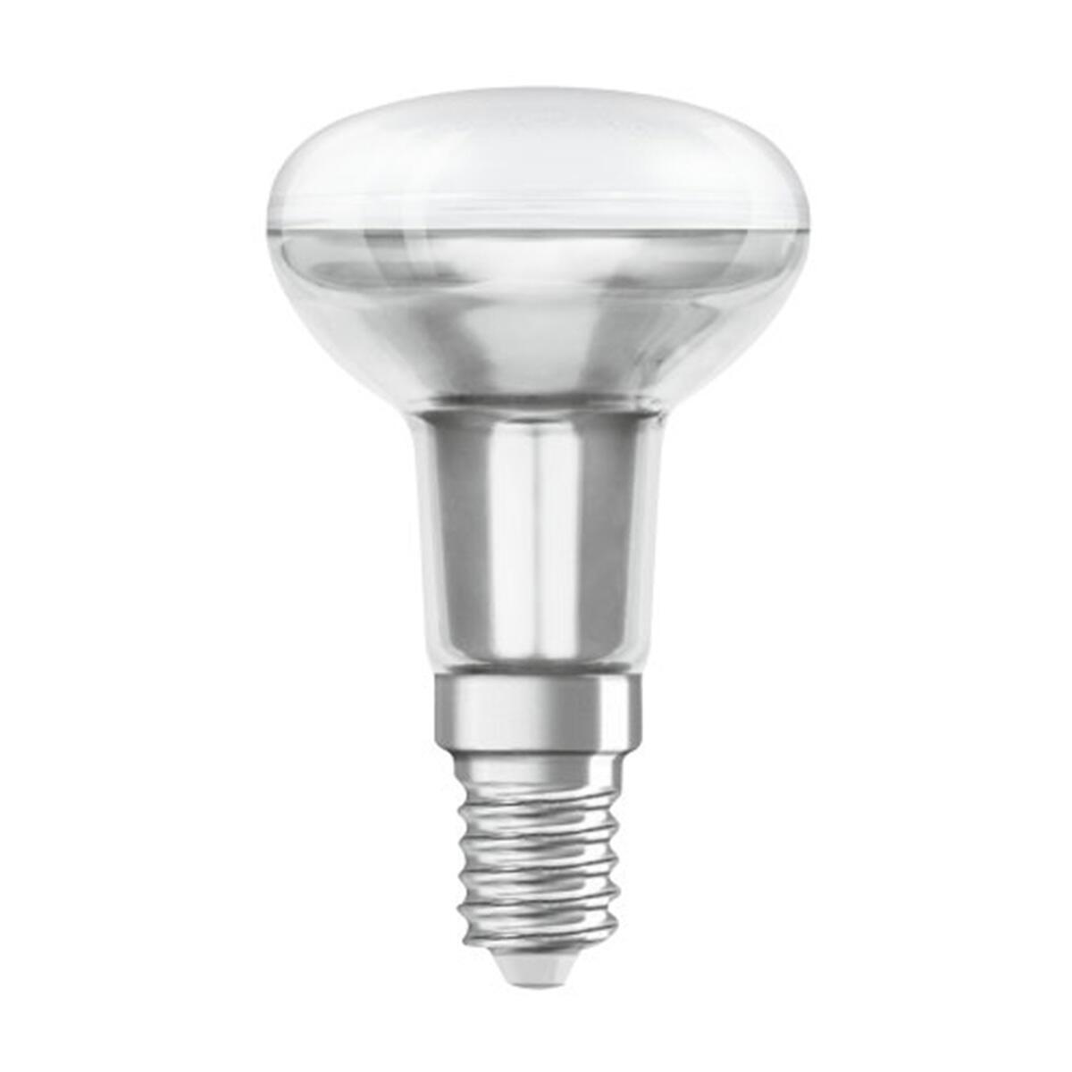 Lampadina LED, E14, Faretto, Trasparente, Luce naturale, 2.6W=210LM (equiv 40 W), 36° , OSRAM - 1