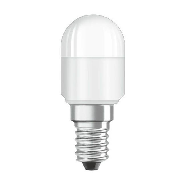 Lampadina LED, E14, Bulbo, Opaco, Luce calda, 2.3W=200LM (equiv 20 W), 160° , OSRAM - 1