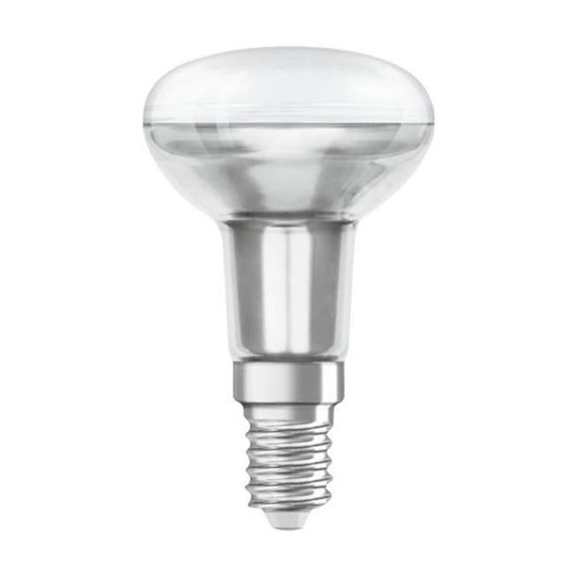 Lampadina LED, E14, Faretto, Trasparente, Luce calda, 5.9W=345LM (equiv 60 W), 36° , OSRAM - 1