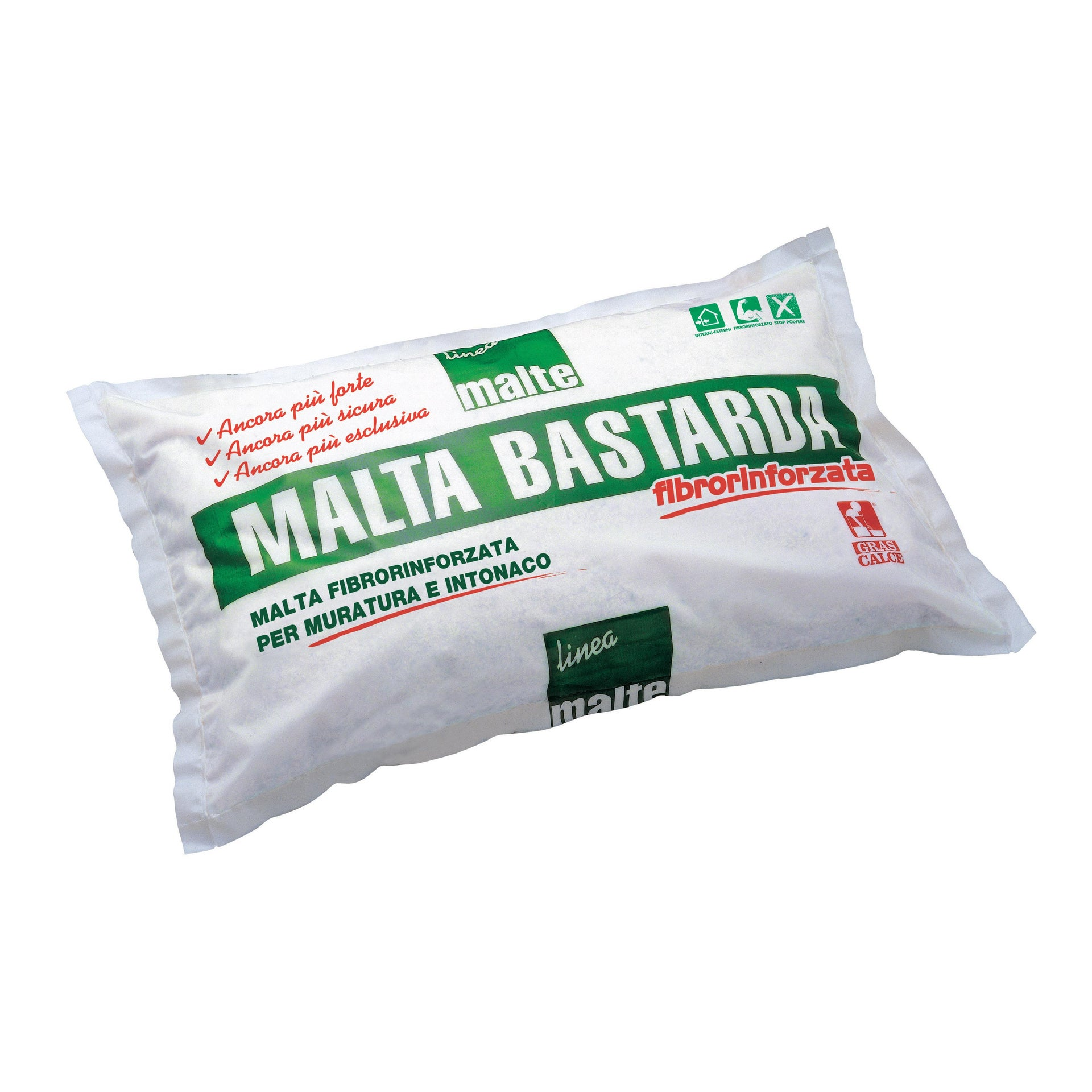 Malta bastarda GRAS CALCE 25 kg - 1