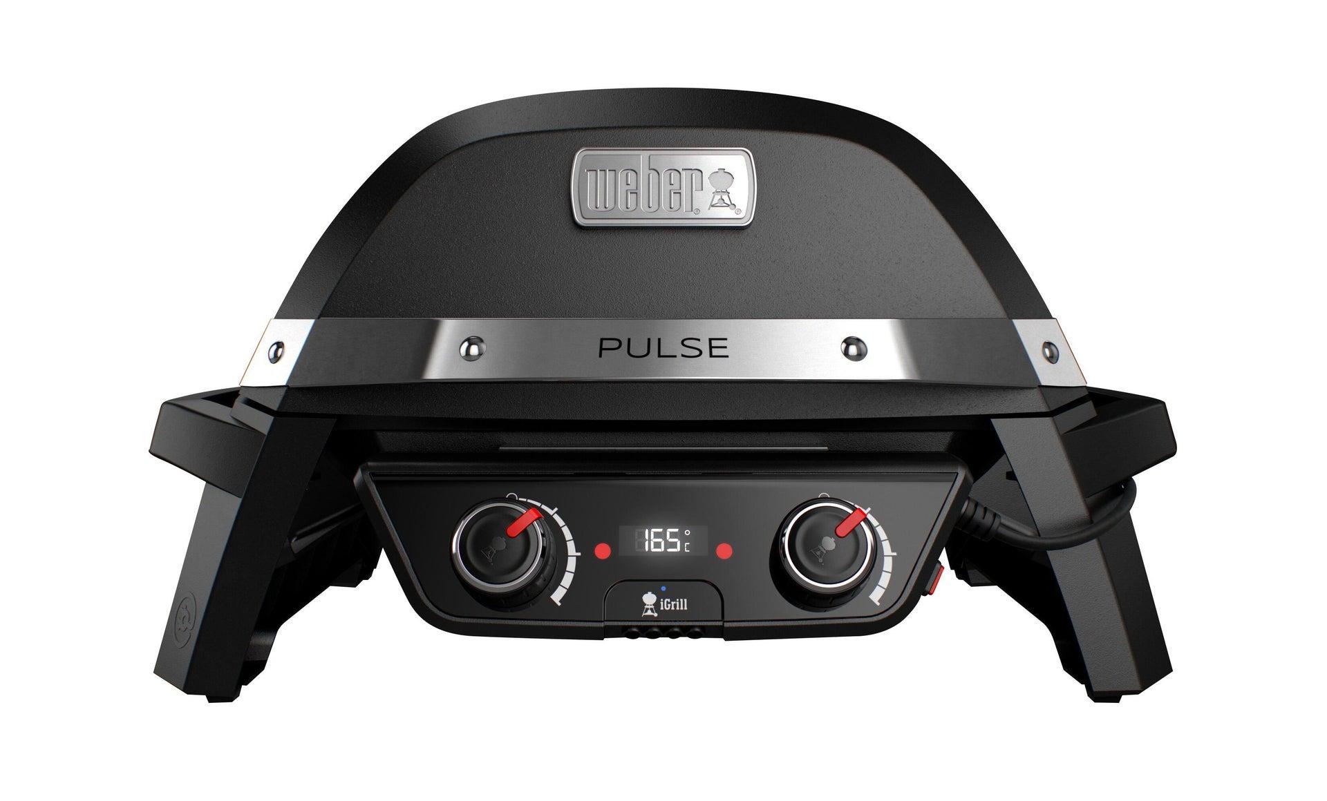 Barbecue elettrico WEBER Pulse 2000 2200 W - 1