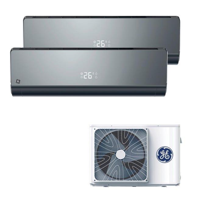 Climatizzatore dualsplit GE APPLIANCES Future 12000 BTU - 1