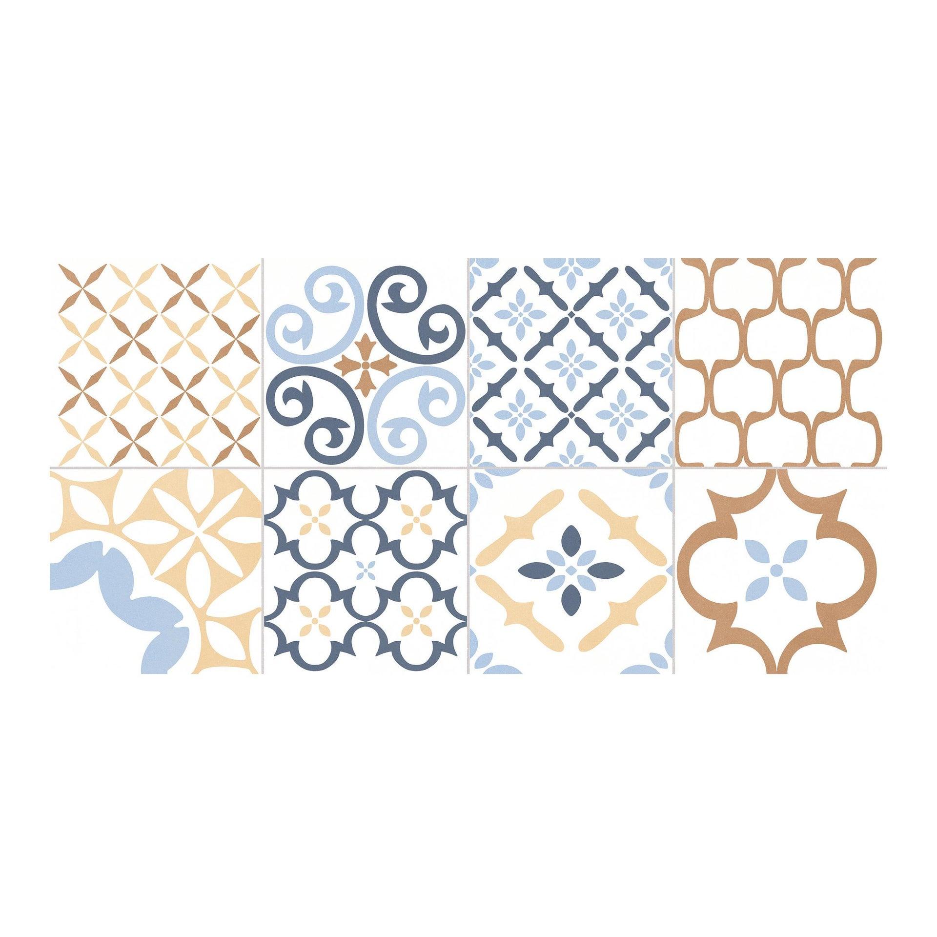 Piastrella Remix 30 x 60 cm sp. 7.4 mm PEI 4/5 multicolore - 3