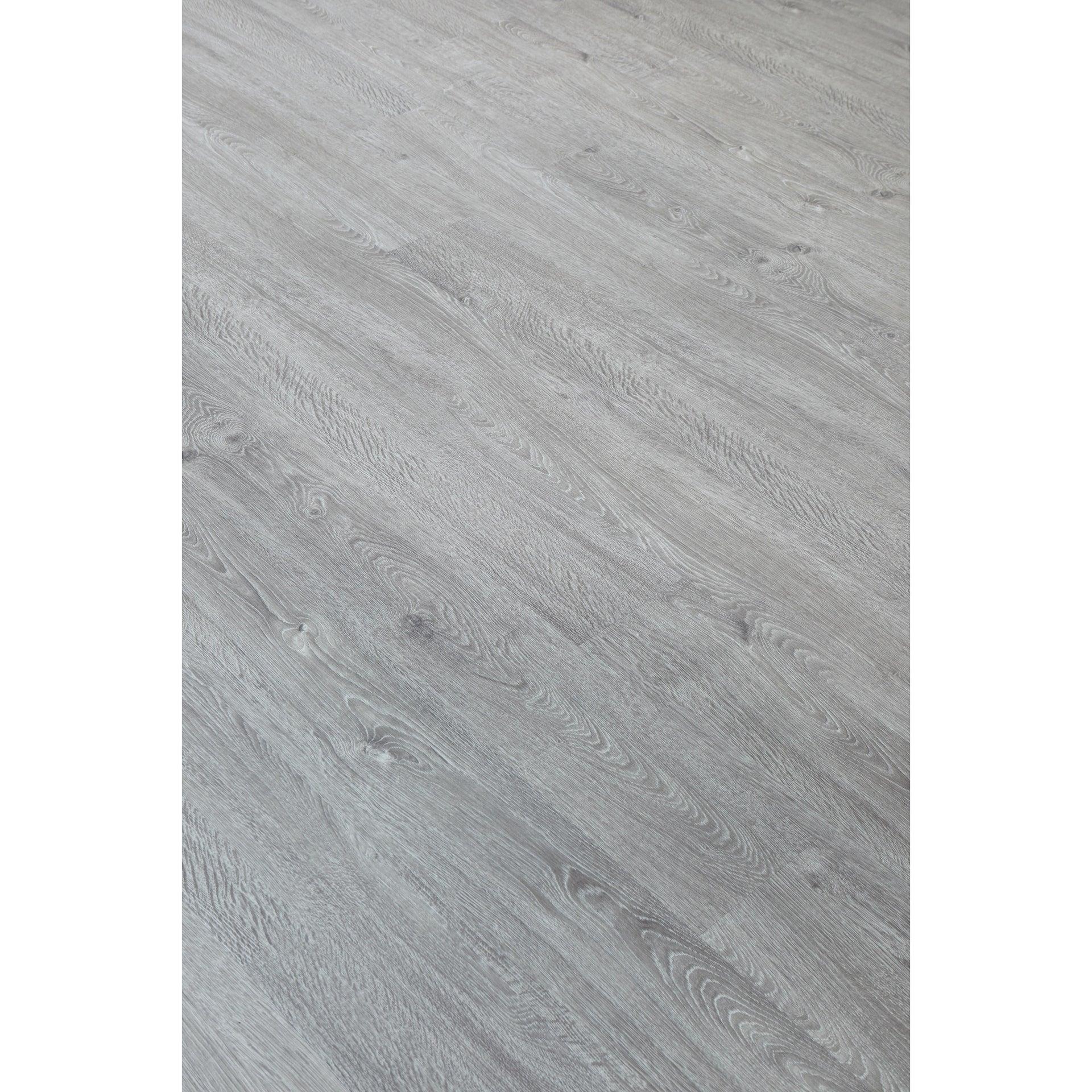 Pavimento SPC flottante clic+ Montana Sp 5 mm grigio / argento - 3