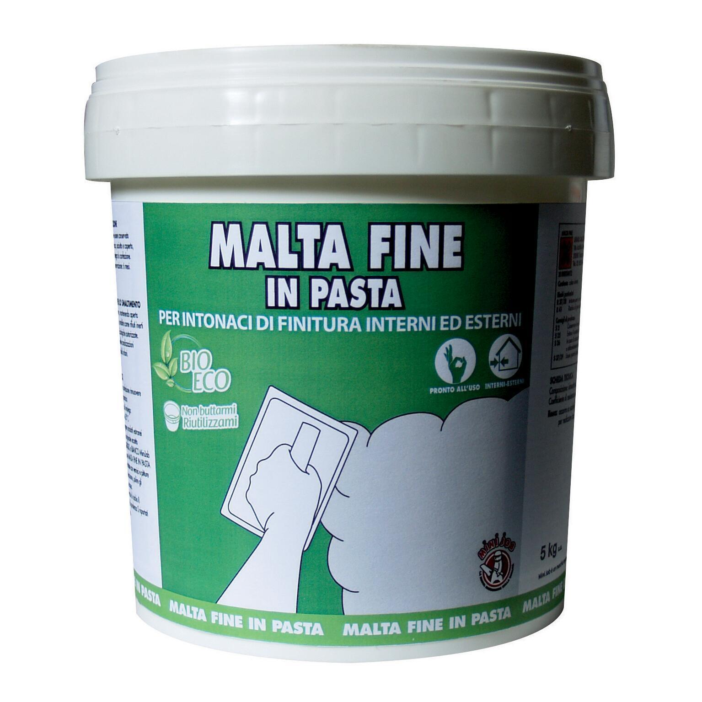 Malta GRAS CALCE malta fina 5 kg