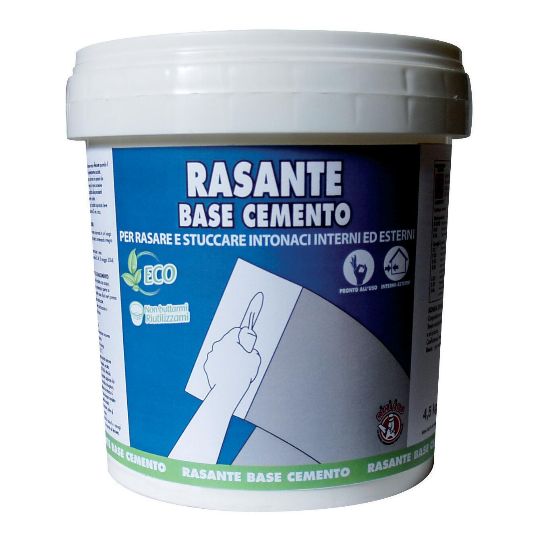 Intonaco GRAS CALCE Rasatutto 4,5 kg