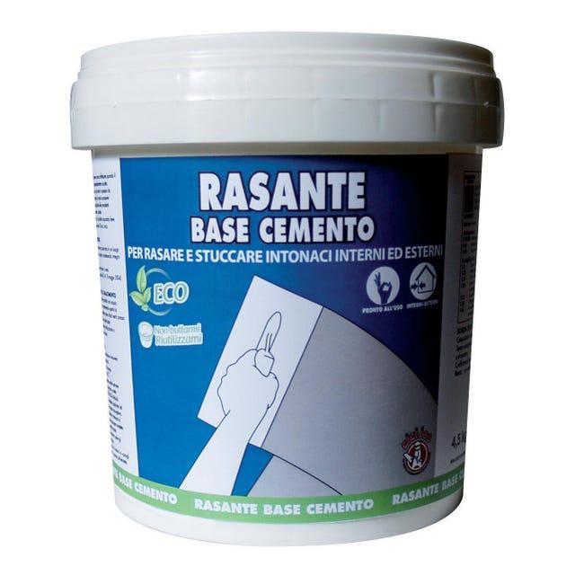 Intonaco GRAS CALCE Rasatutto 4,5 kg - 1
