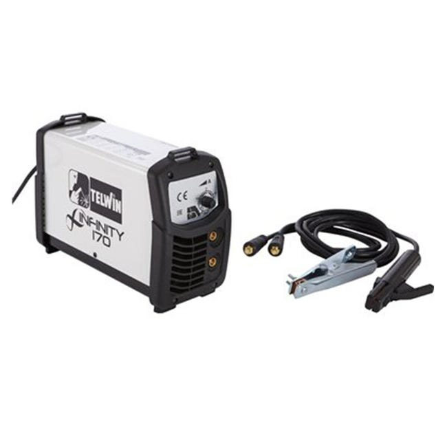 Saldatrice inverter TELWIN 816080 mma, tig 150 A 4000 W - 1